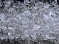 Glass granules 4-10mm