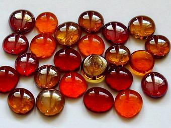 Glass Acrylic Mix Decorative Pebbles Gravel Vase Nuggets Stones Beads 1kg