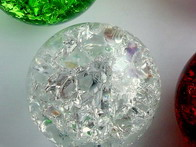Effect Glass Balls Medium Size for sale