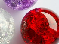 Effect Glass Balls 50mm  for sale