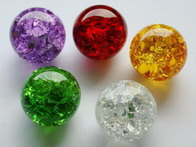Effect Glass Balls Small