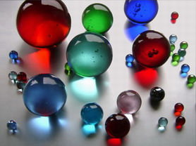 Glass Balls for decoration