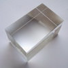 Crystal Glass Quader 50x80x45 mm Clear | optically clean